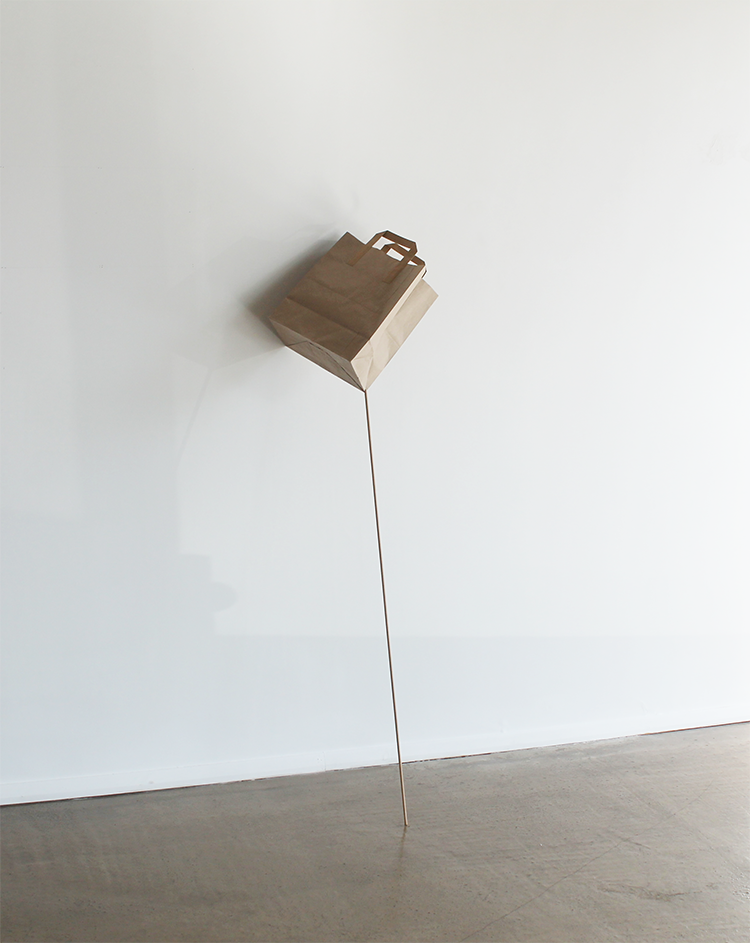 Lee Machell, Bag (2010)
